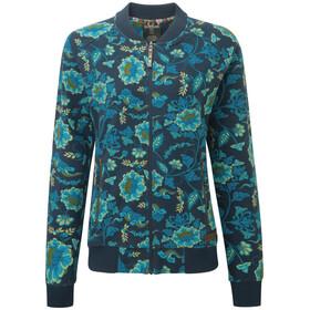 Sherpa Sundari Jacket Women blue/teal